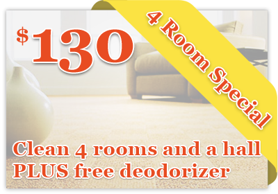 4 Room Special
